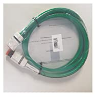 2 m hose length Quick and easy connection Box contents: 1 x garden hose professional (1/2 inch) 2 m with 2 x hose connectors, tap connector for 1/2 inch and 3/4 inch thread Ideal garden accessory: with the professional connection set, you can easily ...