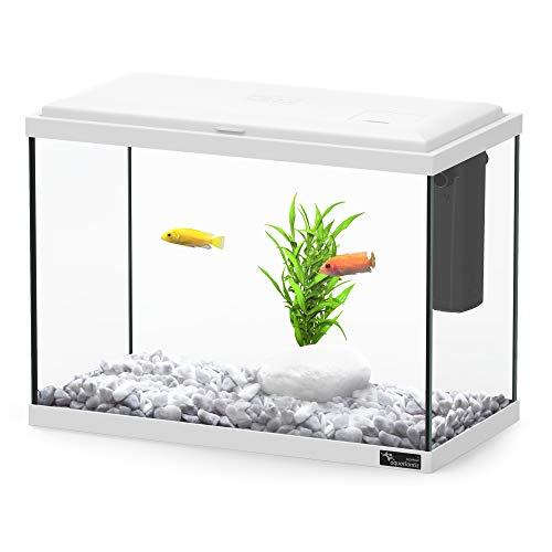 Aquatlantis Explorer London Aquarium, Weiß, 1er Pack (1 x 2550 g)