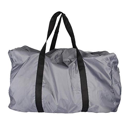 LEISURE TIME stor kapacitet bärbar kajak båt väska hem tvätt leksak förvaringsväska under säng förvaring resa duffel väska julgran förvaringsväska