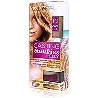 L'Oréal Paris Casting Sunkissed Jelly 02 coloración del cabello - Coloración del cabello (Blond clair, Bélgica, 44 mm, 63 mm, 172 mm, 132 g)