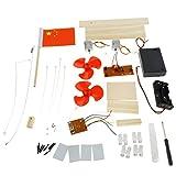 Yivibe Piezas de Repuesto para Barcos RC Control Remoto Modelo de Barco Kits de Piezas de Repuesto para niños Juguete de Desarrollo Inteligente