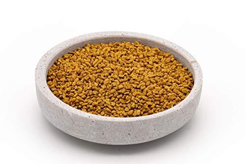 Semillas de fenogreco orgánico – 1 kg – Como preparación de té o especia – Fenogreco – crudos