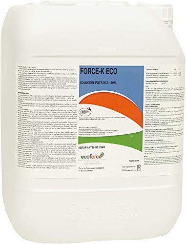 CULTIVERS Force-K Eco de 10 L. Fertilizante - Abono de Potasio Ecológico...