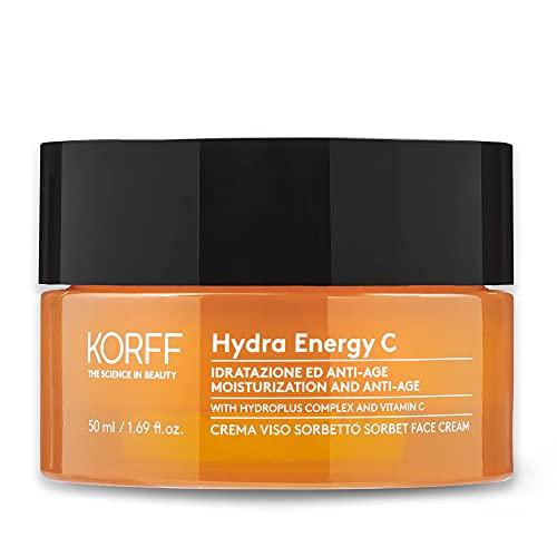 crema viso korff Korff Hydra Energy C