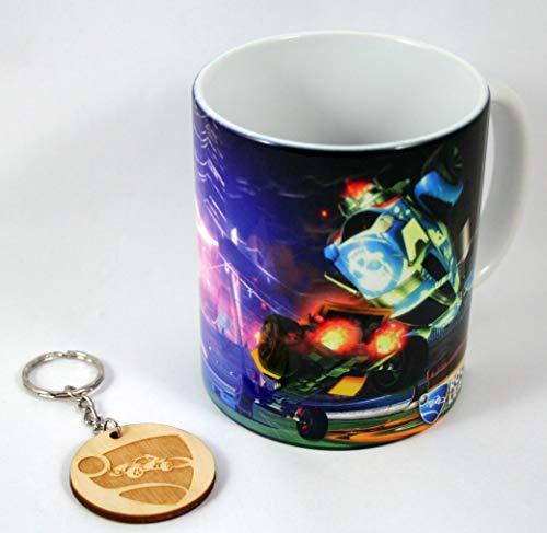 HobbyElx Mug Rocket League