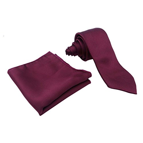 Accessoires Fashion Wear Mariage Hommes cravate Pocket Square