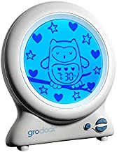 The Gro Company Ollie The Owl Groclock with Storybook,
