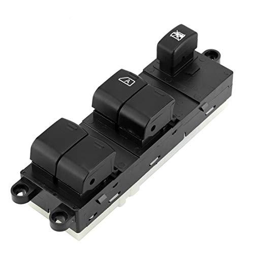 HZTWFC Interrupteur de lève-vitre électrique OEM # 25401-EB30B 25401-BR00B 25401-JD001 pour Nissan Pathfinder R51 Navara King Cab Pickup