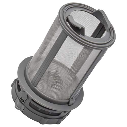 sparefixd Drain Mesh Water Filter to Fit Beko Dishwasher 1796091300