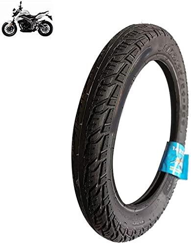 Neumáticos para scooter eléctrico Ruedas duraderas, neumáticos inflables interiores y exteriores de 14 / 16x2.125, antideslizantes y resistentes al desgaste, reforzados, tipo anti-puñaladas, adecuado
