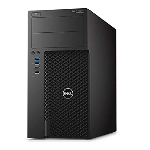 Dell Precision T1700 MT i7-4790 Quad Core 3.6Ghz 32GB 2TB HDMI Win 10 Pre-Install (Renewed)