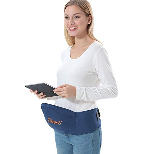 ThreeH Baby Hip Seat Belt Carrier Toodler Waist Stool Seat Carrier BC10
