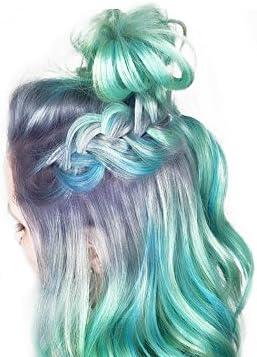 Temporal Tiza Para Pelo Color Pastel tinte cabello - No Tóxico 36 UNIDADES POR Trimming SHOP