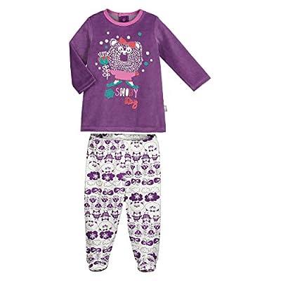 Petit Béguin–Pijama bebé 2piezas con patas snowyday