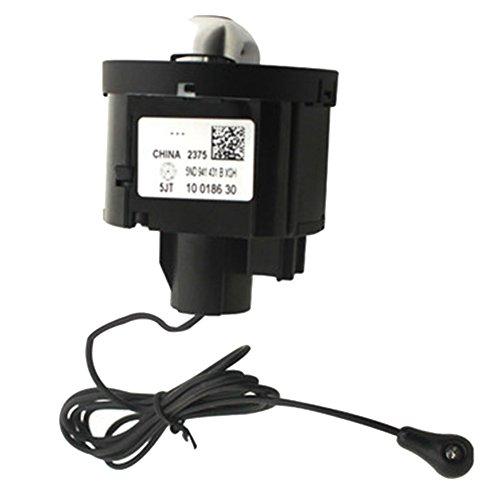 LanLan Capteur Automatique de Phare Automatique Multifonctionnel + commutateur chromé pour VW Golf 5 6 MK5 MK6 T6 Passat B6 B7 CC Touran