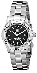 TAG Heuer Women's WAF1410.BA0823 'Aquaracer' Stainless Steel Sport Watch