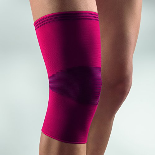 Bort ActiveColor Kniebandage,rot, Gr. S