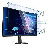 YIVIN 23-24 Zoll Universal Computer Blaulicht-Schutzfolie, Anti-Blau Anti-UV-Licht Augenschutz Filterfolie für 23', 23,6', 23,8', 24' Zoll 16: 9/16: 10 Breitbild-PC-LCD-Monitor (BxH: 540 x 340 mm)