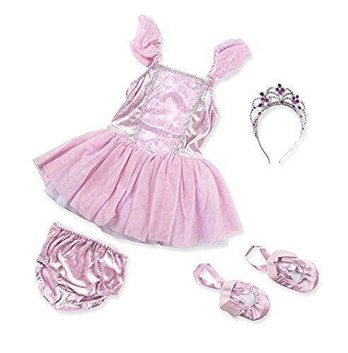 Melissa & Doug - 18504 - Costume De Ballerine