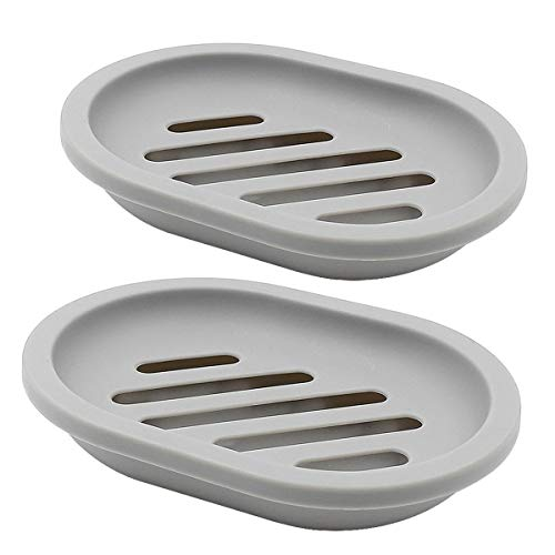 Our #3 Pick is the TOPSKY 2-Pack Soap Dish