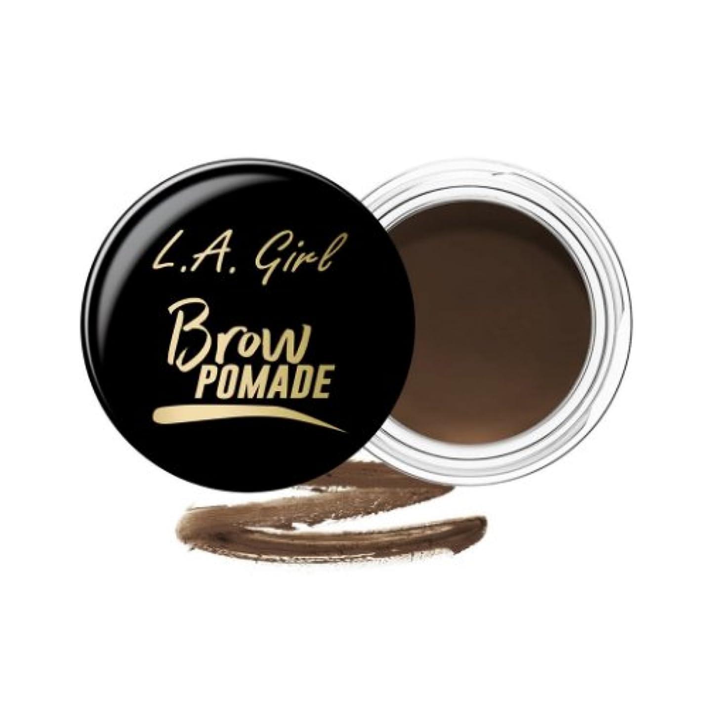 戸棚ラバ提唱する(6 Pack) L.A. GIRL Brow Pomade - Taupe (並行輸入品)