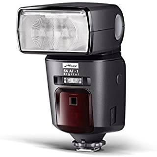 Metz Mecablitz 64 AF-1 Digital Flash for Pentax Cameras, 24-200mm Automatic Zoom