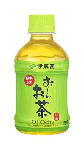 伊藤園 おーいお茶 緑茶 ペット 280ml×24本