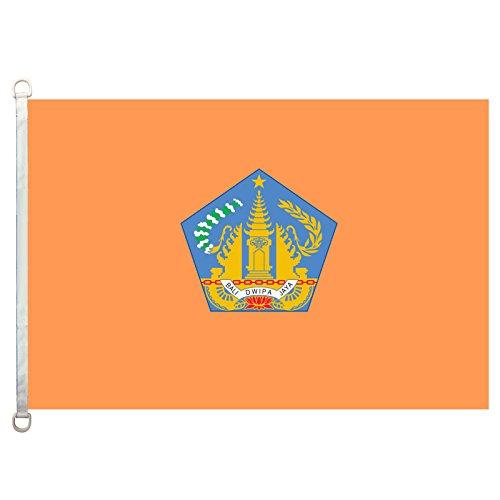 HomeKing Bali vlaggen Banner 3X5FT 100% Polyester, 110gsm Warp Gebreide Stof