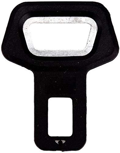 1 Pcs/Lot Universal Metal Safety Car Seat Belt Buckles Clip Bottle Opener Vehicle-Mounted Bottle Opener Dual-Use Car Styling,Black