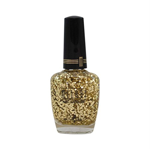 Milani Specialty Nail Lacquer Jewel FX – Gold