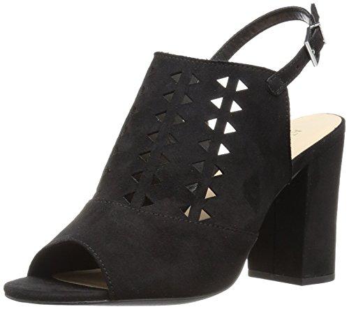 Athena Alexander Women's Nadiah Platform Dress Sandal, Black, 8 UK/8 M US