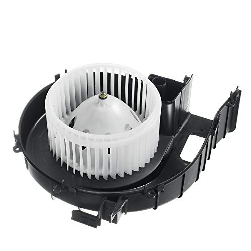 A-Premium Heater Blower Motor with Fan Cage Replacement for Nissan Altima 2005-2006 Maxima 2004-2008
