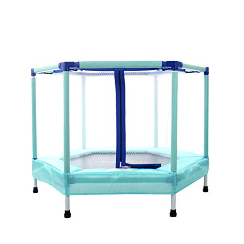 Fitnessapparatuur QX IAIZI Kindertrampoline zonder beschermend net Thuis Binnen Lente Trampoline Vouwen