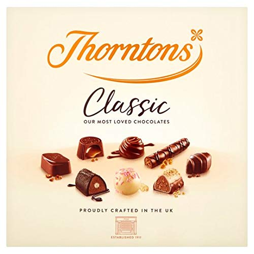 Thorntons Classic Collection, 262 g
