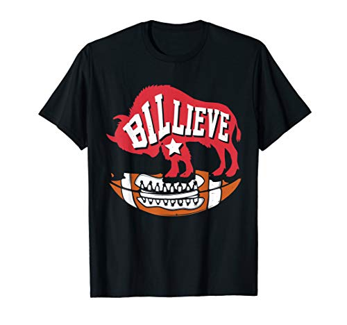 Billieve - Bills NY Buffalo Football Fan T-Shirt