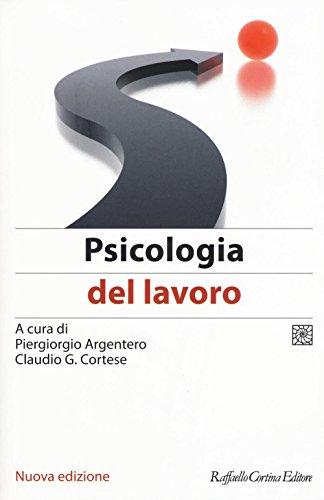 Psicologia del lavoro
