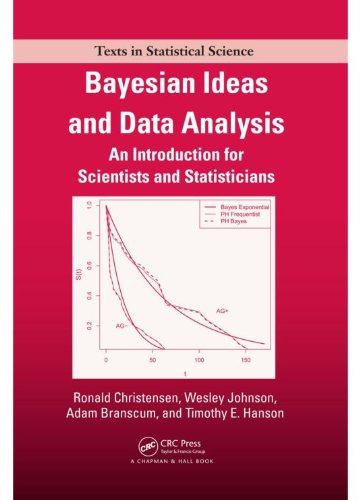 Bayesian Ideas and Data Analysis: An Introduction for Scientists and Statisticians (Chapman & Hall/CRC Texts in Statistical Science) (English Edition)