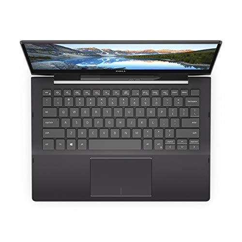 DELL Inspiron 7391 13.3-inch Laptop (10th Gen Core i7-10510U/16GB/512GB SSD/Windows 10/Intel HD Graphics), Black