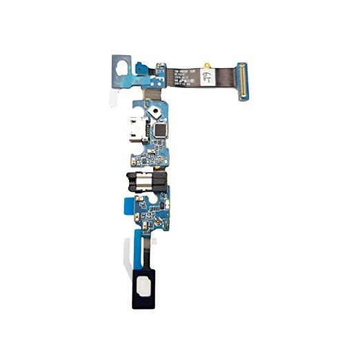 Smartex® Dock Connector Ladebuchse kompatibel mit Samsung Galaxy Note 5 (N9200 N920F) - Charging Flex