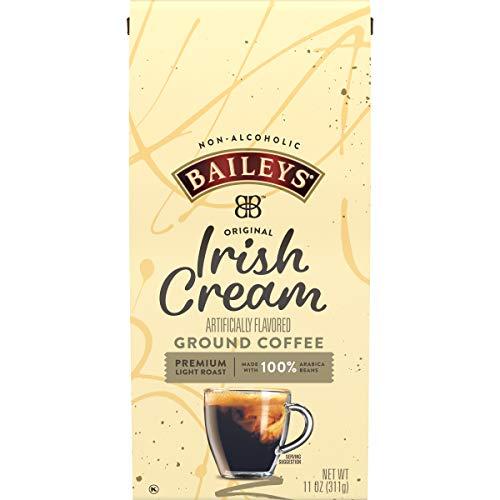 Baileys Irish Cream Ground Coffee (11 oz Bag, Pack of 6)