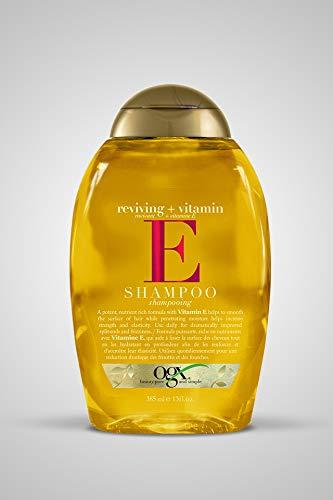 OGX Organix Reviving Shampoo 13oz + Vitamin B5385ml Invigorating