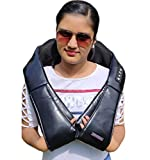 Upscale Deep Kneading Neck and Shoulder Shiastu Massager, Body Massage Machine, Electric Body...