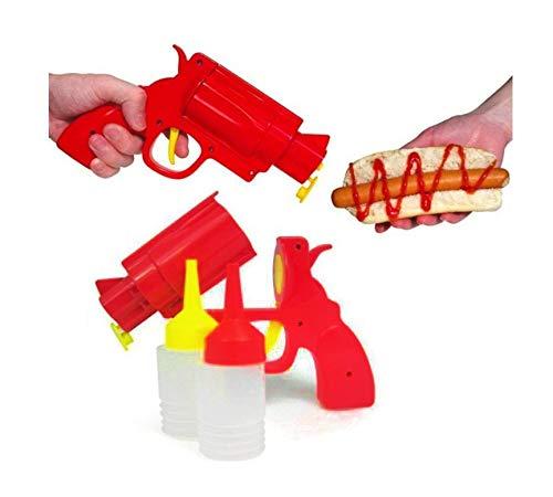 SSK SUPERSKUNK Pistola per salsa Ketchup