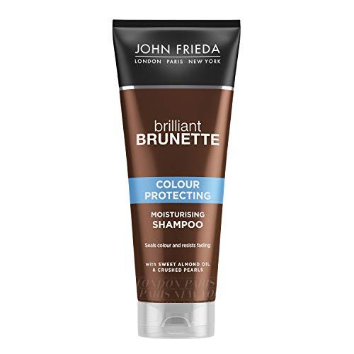 John Frieda Brilliant Brunette Shampooing Hydratant pour tous Brunes 250ml