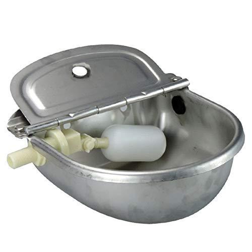 4L 304 RVS drinkbak Bowl Paarden Geiten Schapen Varken Float Bowl Automatische Waterer Drinkschaal Cattle Tool Accessory HAOSHUAI