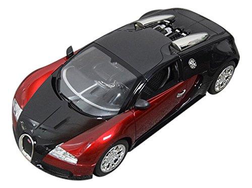 DARDO Toys 2032 - Bugatti Veyron Scala 1:14 con Batterie e Carica Batteria Inclusi