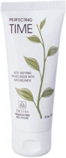 Devita Natural Perfecting Time Age Defying Moisturizer with Argireline, 2.5 Ounce