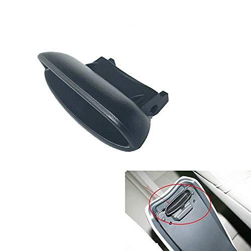 Cierre de tapa de consola central, compatible con Honda Civic 2006-2011, bloqueo de la cubierta del kit de reposabrazos negro sustituye a la pieza OEM # 83451-SNA-A01ZA