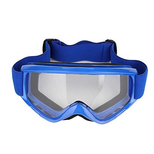 Unisex outdoor bril motorbril skihelm sport motorfiets racing bril oogbescherming crossbril default Rosa Roja
