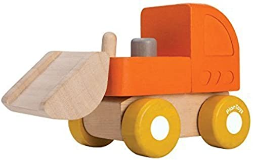 PlanToys 5441 Mini Bulldozer Toy by PlanToys